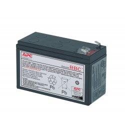 APC Replacement Battery Cartridge 17 - Bateria UPS - 1 x ácido de chumbo 108 Ah - preto - para P/N: BE700-KR, BE700Y-IND, BE85