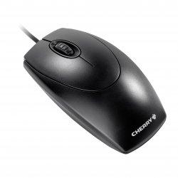 CHERRY M-5450 WheelMouse Optical - Rato - destros e canhotos - óptico - 3 botões - com cabo - PS/2, USB - preto