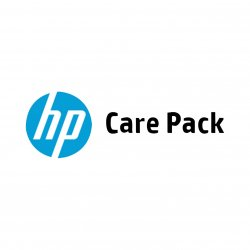 Electronic HP Care Pack Next Day Exchange Hardware Support - Contrato extendido de serviço - substituição - 3 anos - carregamen