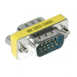 C2G - Cabo VGA - HD-15 (VGA) (M) para HD-15 (VGA) (M)