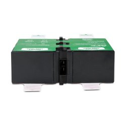 APC Replacement Battery Cartridge 124 - Bateria UPS - 1 x ácido de chumbo - para P/N: BX1500G-CA, BX1500M, SMC1000-2U, SMC1000