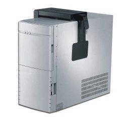 NewStar CPU-D100BLACK - Unidade de suporte do sistema - montável sob a mesa - preto