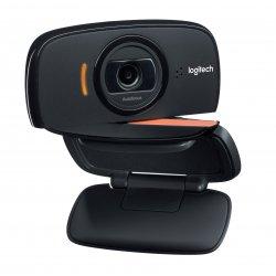 Logitech HD Webcam B525 - Câmara web - a cores - 1280 x 720 - áudio - USB 2.0