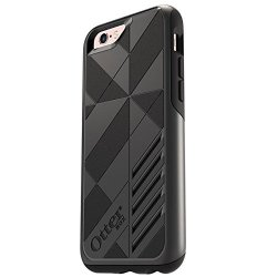 OtterBox Achiever Series - Tampa posterior para telemóvel - preto - para Apple iPhone 6 Plus, 6s Plus