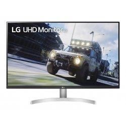 """LG 32UN500-W - Monitor LED - 32"""" (31.5"""" visível) - 3840 x 2160 4K @ 60 Hz - VA - 350 cd/m² - 3000:1 - 4 ms - 2xHDMI, DisplayPor"""
