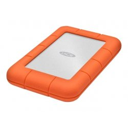 LaCie Rugged Mini - Disco rígido - 4 TB - externa (portátil) - USB 3.0 - 5400 rpm