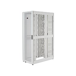"APC NetShelter SX Deep Enclosure with Sides - Gabinete - armário - branco - 42U - 19"""