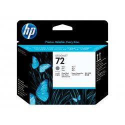 HP 72 - Cinza, preto foto - cabeçote de impressora - para DesignJet HD Pro MFP, SD Pro MFP, T1100, T1120, T1200, T1300, T2300,
