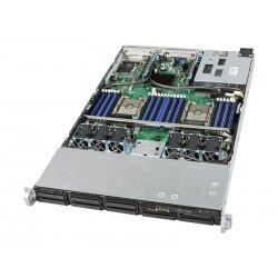 Intel Server System R1208WFTYSR - Servidor - montável em bastidor - 1U - 2-way - sem CPU - RAM 0 GB - SATA - hot-swap (permuta)