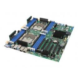 Intel Server Board S2600STBR - Placa-mãe - SSI EEB - Socket P - 2 CPUs Suportadas - C624 - USB 3.0 - 2 x 10 Gigabit LAN