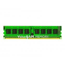 Kingston ValueRAM - DDR3 - módulo - 4 GB - DIMM 240 pinos - 1600 MHz / PC3-12800 - CL11 - 1.5 V - unbuffered - sem ECC