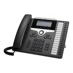 Cisco IP Phone 7861 - Telefone VoIP - SIP, SRTP - 16 linhas