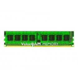 Kingston ValueRAM - DDR3 - módulo - 2 GB - DIMM 240 pinos - 1600 MHz / PC3-12800 - CL11 - 1.5 V - unbuffered - sem ECC
