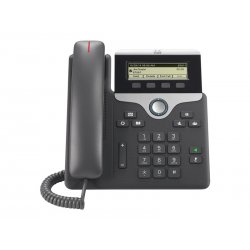 Cisco IP Phone 7811 - Telefone VoIP - SIP, SRTP