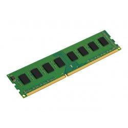 Kingston - DDR3L - módulo - 4 GB - DIMM 240 pinos - 1600 MHz / PC3L-12800 - CL11 - 1.35 V - unbuffered - sem ECC