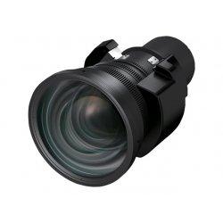 Epson ELP LU04 - Lente de zoom de curta distância - 14.8 mm - 17.7 mm - f/2.0-2.1 - para Epson EB-L20002, PU1006, PU1007, PU100