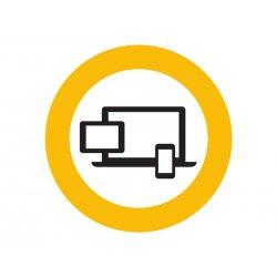 Norton Security Deluxe - (v. 3.0) - para Tech Data - licença de assinatura (1 ano) - 3 dispositivos - ESD - Win, Mac, Android,