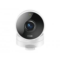 D-Link DCS 8100LH HD 180-Degree Wi-Fi Camera - Câmara de vigilância de rede - a cores (Dia&Noite) - 1 MP - 1280 x 720 - 720p -