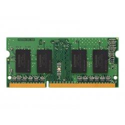 Kingston - DDR4 - módulo - 4 GB - SO DIMM 260-pinos - 2666 MHz / PC4-21300 - CL17 - 1.2 V - unbuffered - sem ECC