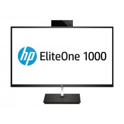 HP EliteOne 1000 G2 - All-in-one - Core i5 8500 / 3 GHz - RAM 8 GB - SSD 256 GB - NVMe - UHD Graphics 630 - GigE - WLAN: 802.11