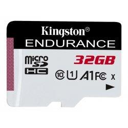 Kingston High Endurance - Cartão de memória flash - 32 GB - A1 / UHS-I U1 / Class10 - microSDHC UHS-I