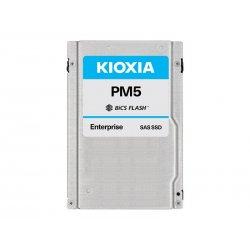 """KIOXIA PM5-V Series KPM51VUG400G - Unidade de estado sólido - 400 GB - interna - 2.5"""" - SAS 12Gb/s"""