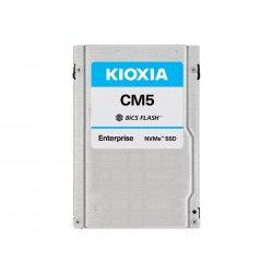 "KIOXIA CM5-R Series KCM51RUG960G - Unidade de estado sólido - 960 GB - interna - 2.5"" SFF - PCI Express 3.0 x4 (NVMe)"