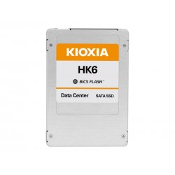 "KIOXIA HK6-R Series KHK61RSE960G - Unidade de estado sólido - 960 GB - interna - 2.5"" - SATA 6Gb/s"