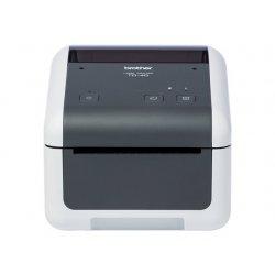 Brother TD-4520DN - Impressora de etiquetas - térmico direto - Rolo (11,8 cm) - 300 x 300 ppp - até 152 mm/ s - USB 2.0, LAN, s