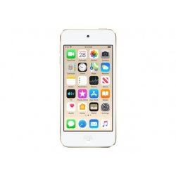 Apple iPod touch - 7ª geração - leitor digital - Apple iOS 13 - 128 GB - ouro
