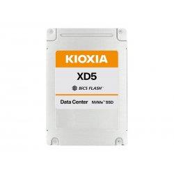 """KIOXIA XD5 Series KXD51RUE960G - Unidade de estado sólido - 960 GB - interna - 2.5"""" - PCI Express 3.0 x4 (NVMe)"""