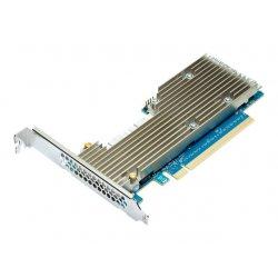 Broadcom P411W-32P - Controlador de memória - NVMe baixo perfil - PCIe 4.0 x16