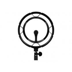 Blue Radius III - Montagem à prova de choque para microfone - negro
