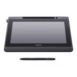 Wacom DTU-1141B - Digitalizador c/ monitor LCD - 22.32 x 12.56 cm - eletromagnético - 4 botões - com cabo - USB 2.0 - preto