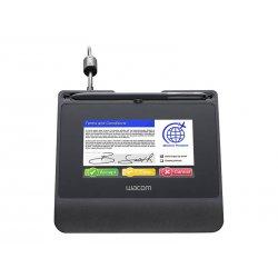 Wacom STU-540 - Terminal de assinatura c/ monitor LCD - 10.8 x 6.5 cm - eletromagnético - com cabo - serial, USB 2.0 - preto