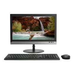 Lenovo V330-20ICB 10UK - All-in-one - com suporte para monitor - Core i5 9400 / 2.9 GHz - RAM 8 GB - SSD 256 GB - Gravador DVD