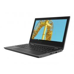 Lenovo 300e (2nd Gen) 81M9 - Design invertido - Celeron N4100 / 1.1 GHz - Windows 10 Pro National Academic - 4 GB RAM - 64 GB e