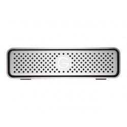 "G-Technology G-DRIVE USB G1 GDREU3G1EB40001BDB - Disco rígido - 4 TB - externa (desktop) - 3.5"" - USB 3.0 - 7200 rpm - buffer:"