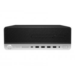 HP EliteDesk 705 G5 - SFF - Ryzen 5 Pro 3400G / 3.7 GHz - RAM 8 GB - SSD 256 GB - NVMe, TLC - Gravador DVD - Radeon Vega 11 - G