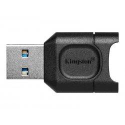 Kingston MobileLite Plus - Leitor de cartão (microSD, microSDHC, microSDXC, microSDHC UHS-I, microSDXC UHS-I, microSDHC UHS-II,