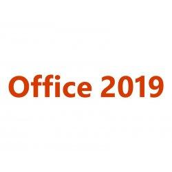 Microsoft Office Home and Business 2019 - Pacote de caixa - 1 PC/Mac - sem leitor, P6 - Win, Mac - Português - Eurozona