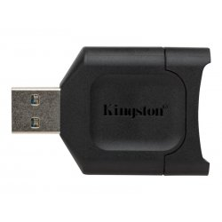Kingston MobileLite Plus - Leitor de cartão (SD, SDHC, SDXC, SDHC UHS-I, SDXC UHS-I, SDHC UHS-II, SDXC UHS-II) - USB 3.2 Gen 1
