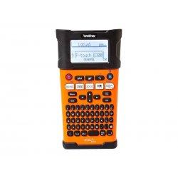 Brother P-Touch PT-E300VP - Etiquetadora - P/B - direct thermal - Rolo (1,8 cm) - 180 dpi - até 20 mm/ s - impressão de 5 linha