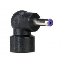 Targus Device Power Tip PT-3Z - Adaptador de conector de alimentação - preto