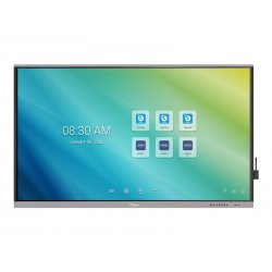 "Optoma Creative Touch 5651RK - 65"" Classe Diagonal 5 Series visor LED - interativa - com PC e ecrã tátil incorporados (multi to"