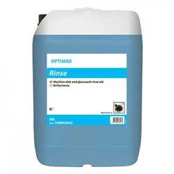 Secante Maquina Lavar Loica Neutro OPTIMAX Rinse 20L