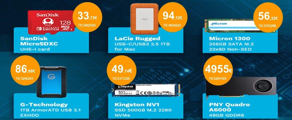 Armazenamento SSD