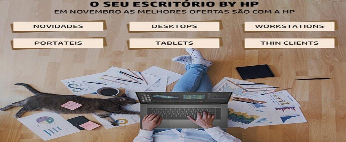 O seu escritório by HP