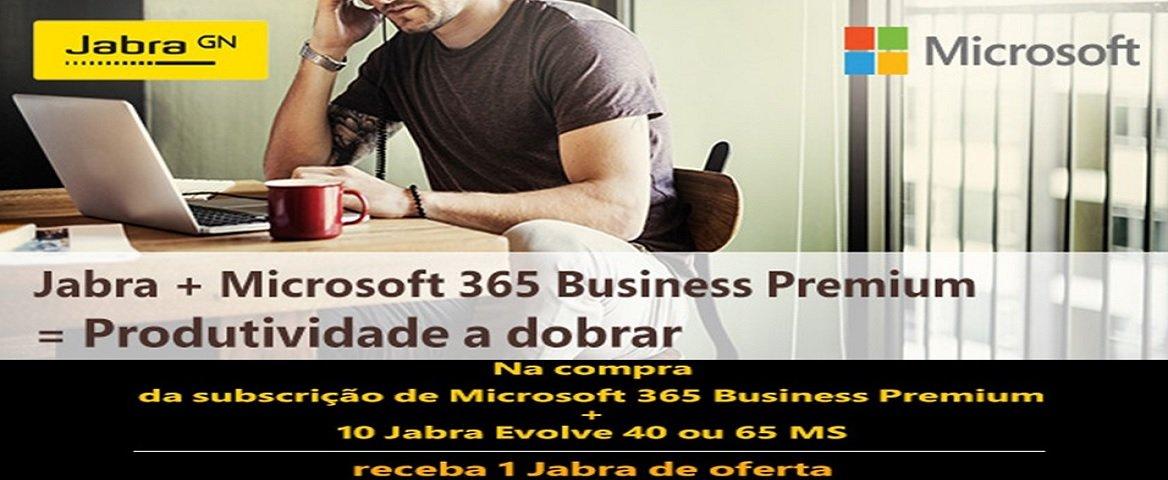 Microsoft + JABRA