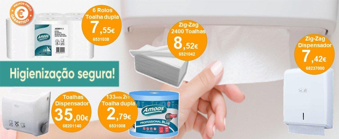 Higienização segura